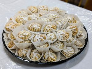 Mamool with Walnuts