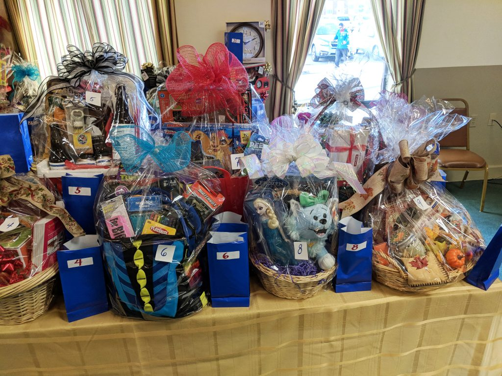 Penny Social - School Supply and Disney Baskets